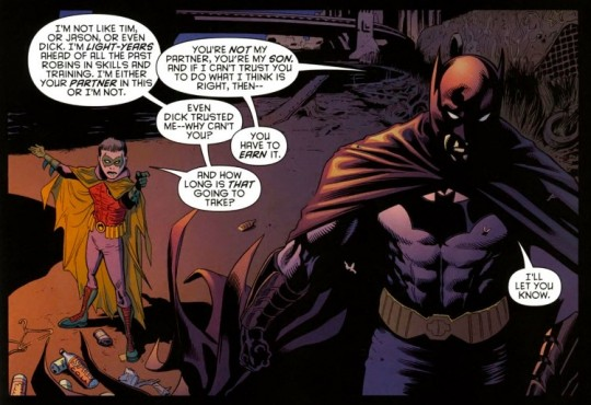 Batman and Robin New 52 Comic Review