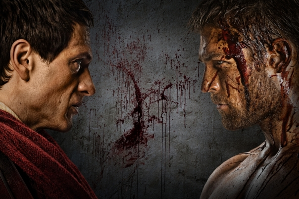 Spartacus War of The Damned Crassus Vs Spartacus