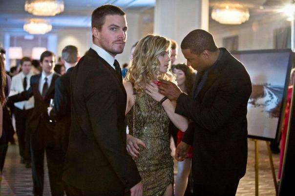 Arrow Episode 15 Dodger