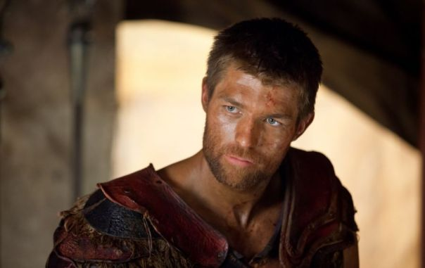 Spartacus War Of The Damned Liam McIntyre