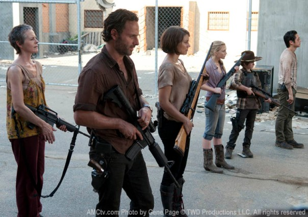 Walking Dead Season 3 Episode 11 I Ain't A Judas Cast Photo