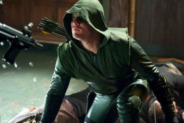 Arrow Season 1 Episode 21 The Undertaking