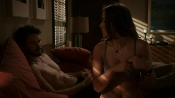 marvel's agents of shield skye naked