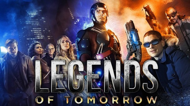 legends of tomorrow large cast photo